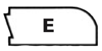 Edge Profile E
