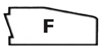 Edge Profile F