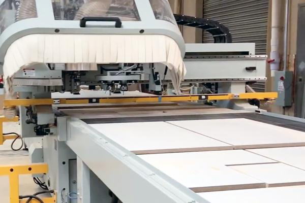 Industrial CNC Routing Machines