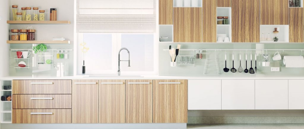 Woodgrain RTF Cabinet Doors